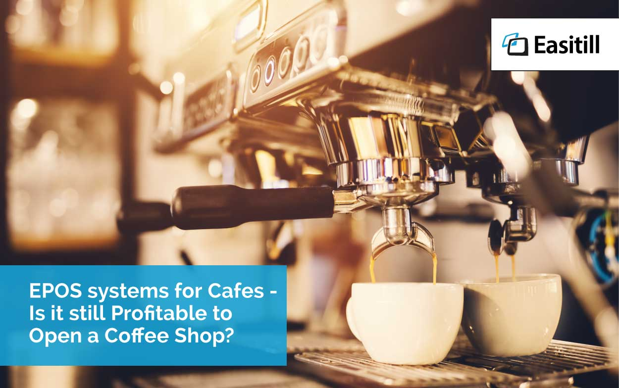 EPOS systems for Cafes