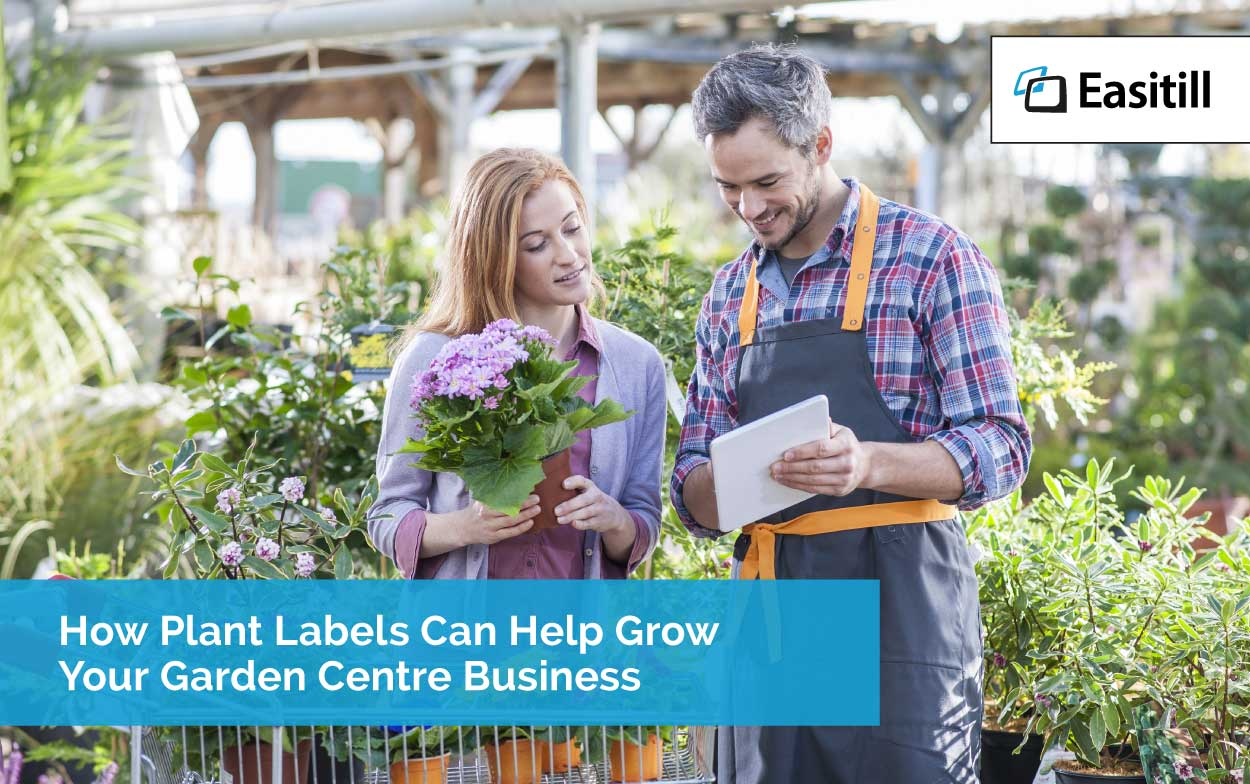 How Plant Labels Can Help Grow Your Garden Centre Business
