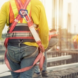 safe use of harness Health and safety Glasgow