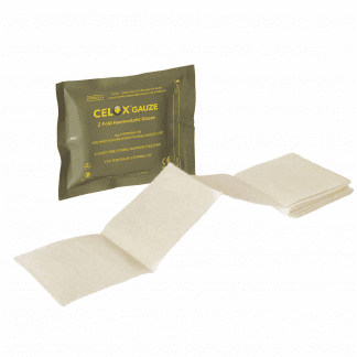 Celox 5 ft Z Fold Gauze and Pack