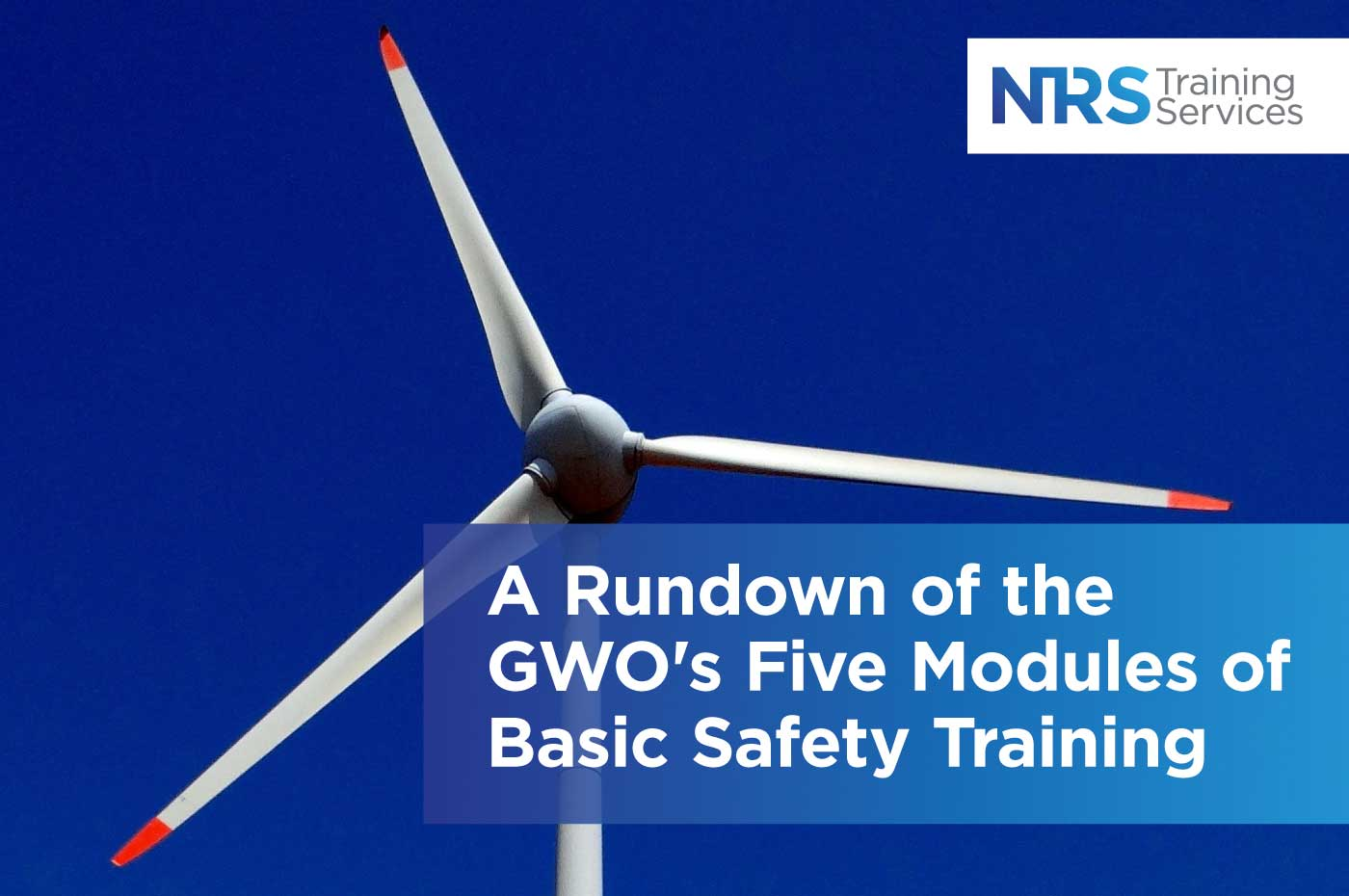A Rundown of the GWO's Five Modules of Basic Safety Training