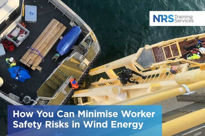 How You Can Minimise Worker Safety Risks in Wind Energy