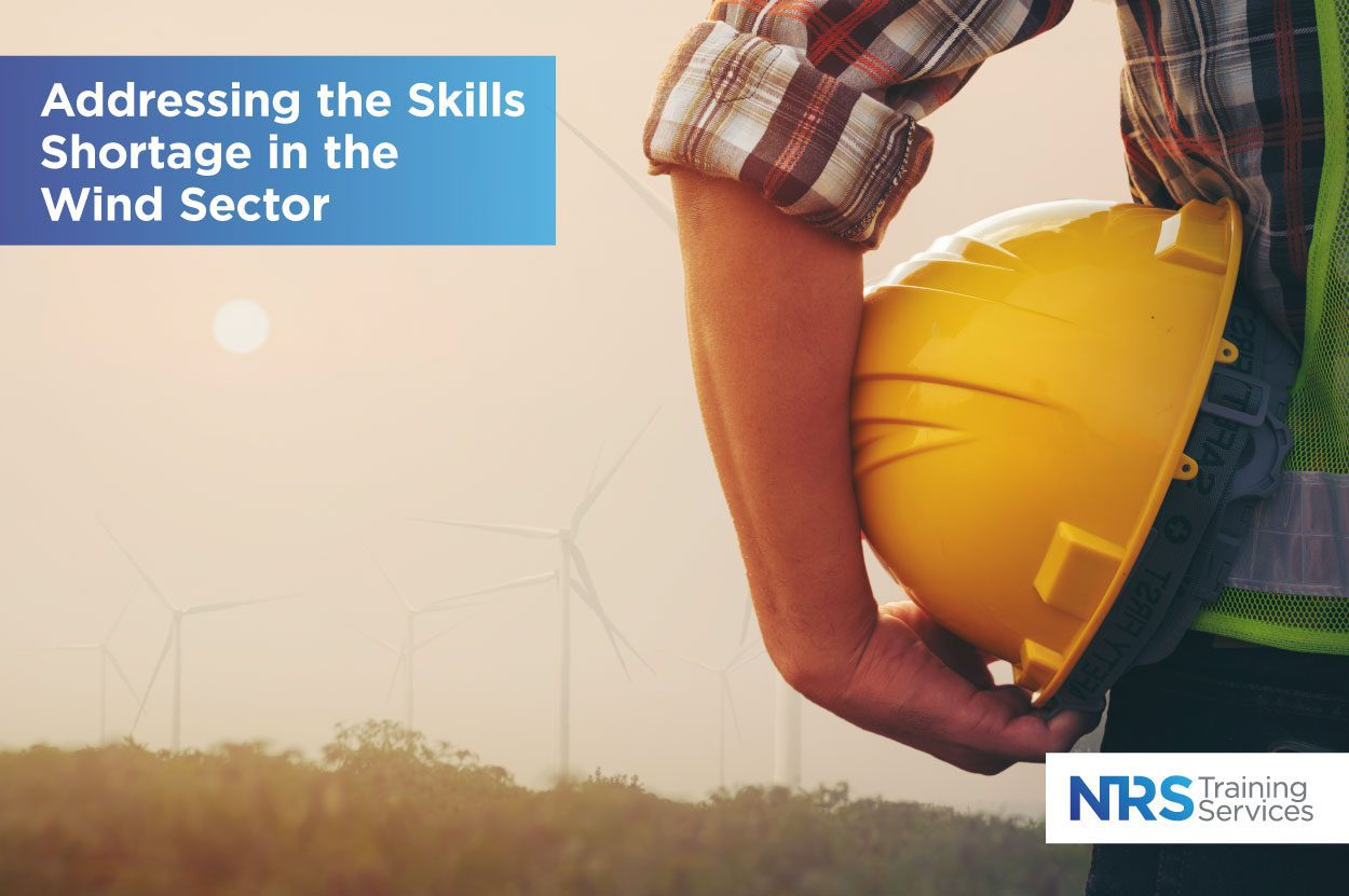 Addressing the Skills Shortage in the Wind Sector