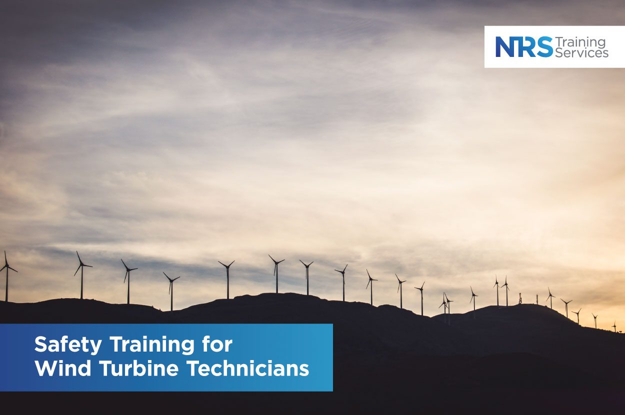 Safety Training for Wind Turbine Technicians