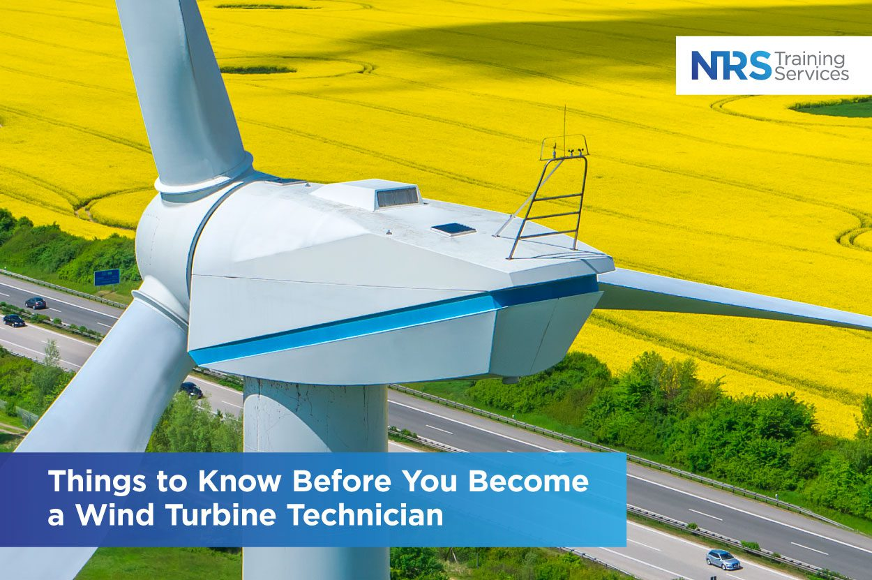 Things to Know Before You Become a Wind Turbine Technician