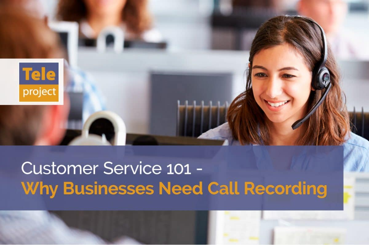 Call centre worker call recording