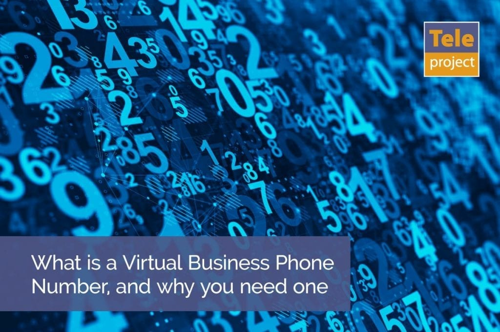 Virtual Business Phone Number